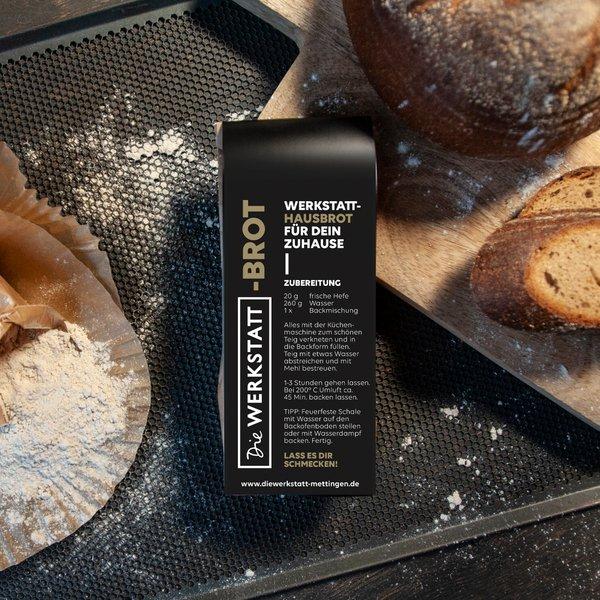 WERKSTATT-Brotbackmischung