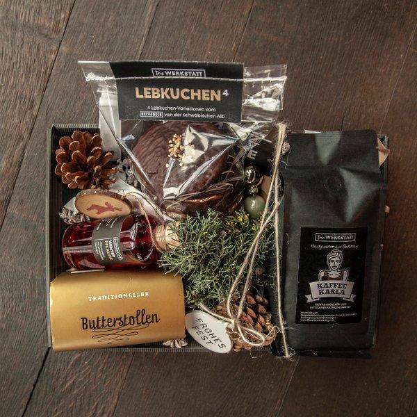 WERKSTATT- Kaffee-Paket Karla