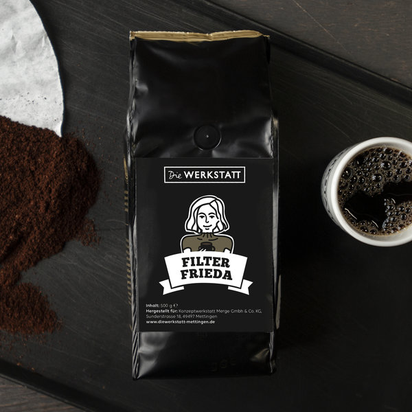Filter Frieda | 250g