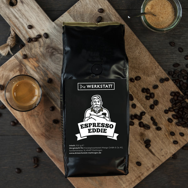 Espresso Eddie