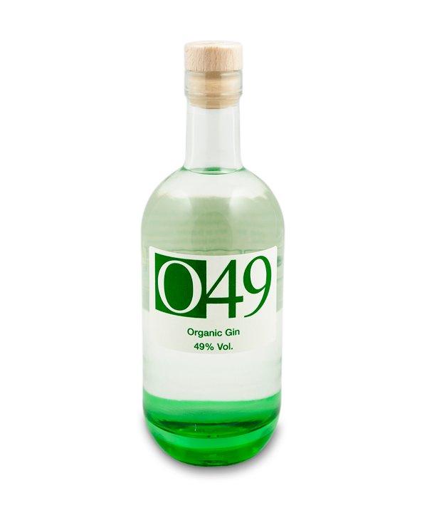 O49 - Organic Gin