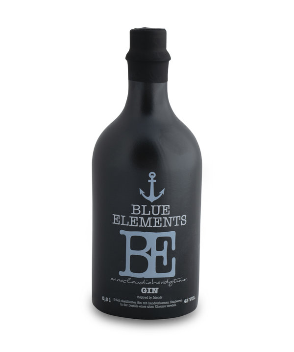 Blue Elements - Gin 0,5l