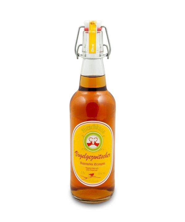 Hirschkuss Vogelgezwitscher | 0,5l
