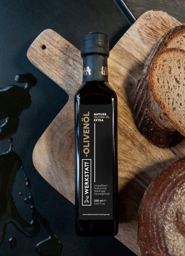 WERKSTATT-Olivenöl 0,25l